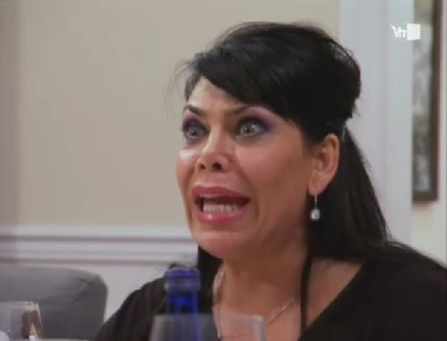 Renee Graziano from season 1 of Mob Wives