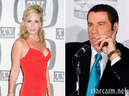 Sonja Morgan claims that John Travolta is costing her 7 million
