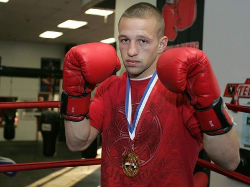 Jay Paul Molinere boxing