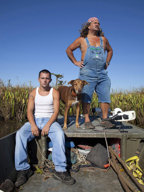 Swamp People Bruce Mitchell Nick Payne