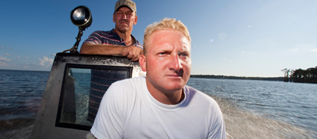 Clint Landry, Swamp People