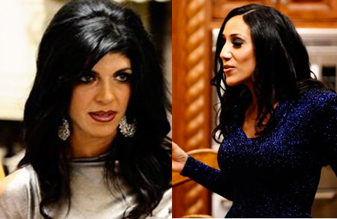 RHNJ's Teresa Guidice battles sister-in-law Melissa Gorga