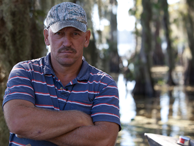 Troy Landry, Swamp People