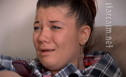 Cap of Teen mom Amber Portwood from the Season 3 trailer