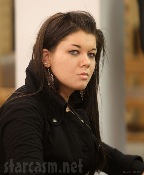 AMBER PORTWOOD attempts suicide according to reports from Star and ...