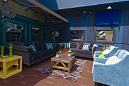 Big Brother 13 house photo back deck