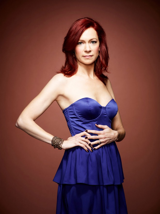 Carrie Preston True Blood Season 4 official HBO portrait photo
