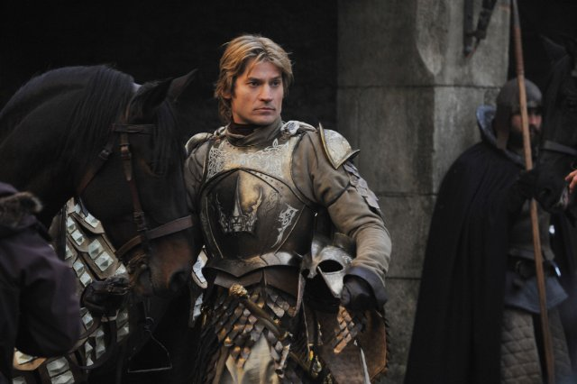 Nikolaj Coster-Waldau as Ser Jaime Lannister from Game of Thrones