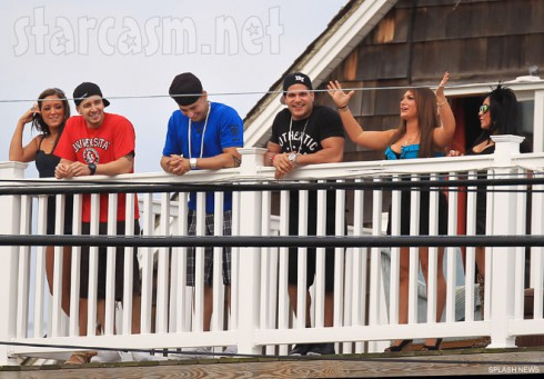 Jersey Shore Seaside Heights Season 5
