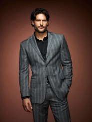Joe Manganiello True Blood Season 4 official HBO portrait photo