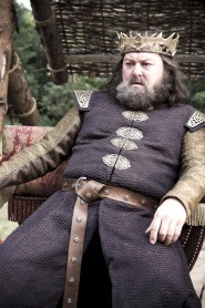 Mark Addy as King Robert Baratheon from Game of Thrones