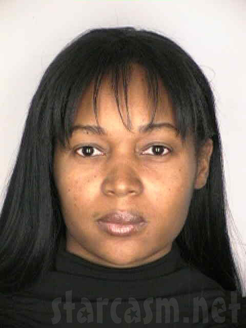 2002 mug shot photo of The Real hosuewives of Atlanta's Marlo Hampton