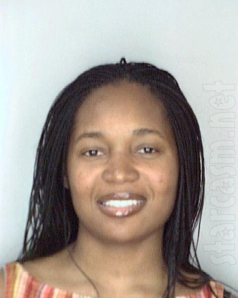 Marlo Hampton of The Real housewives of Atlanta June, 2000 booking photo