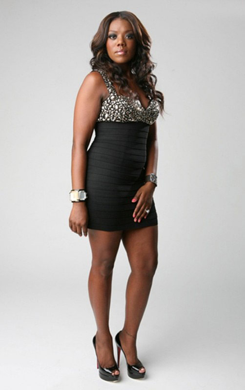 Basketball Wives star Meeka Claxton