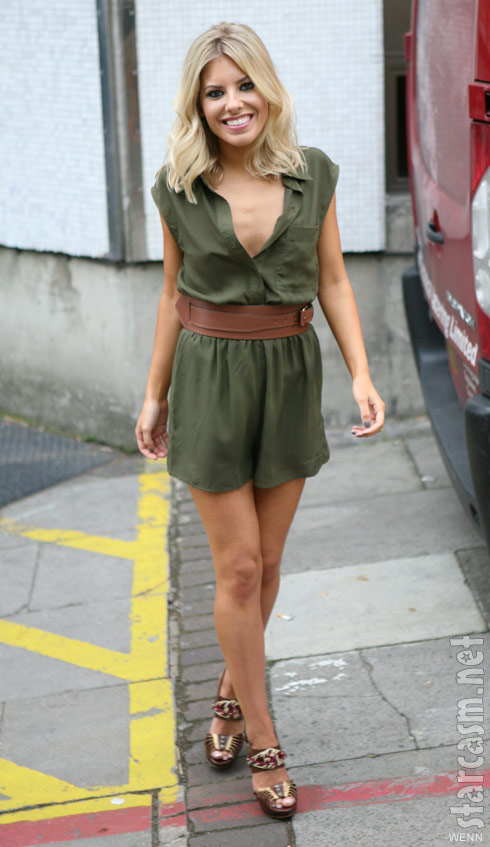 Mollie King of The Saturdays