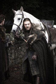 Sean Bean as Ned Stark from Game of Thrones