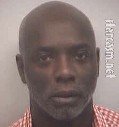 mug shot photo: did cynthia bailey's husband peter thomas