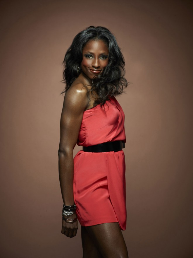 Rutina Wesley True Blood Season 4 official HBO portrait photo