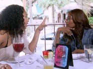 Basketball Wives Tami Roman and Meeka Claxton fight in Season 4