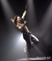 Tom Cruise from Rock of Ages as Stacee Jaxx