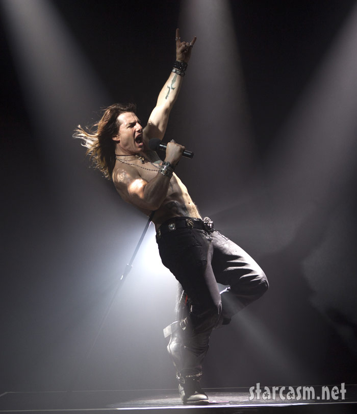 tom cruise rock of ages pictures. Tom Cruise from Rock of Ages