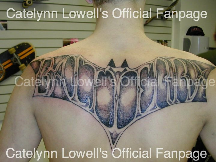 Teen Mom star Tyler Baltierra's huge back tattoo