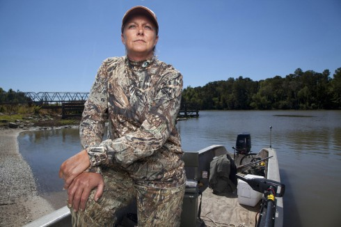 Swamp People's Liz Cavalier, Gator Queen