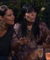 Renee and Karen mob wives fight