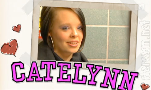 Teen Mom Catelynn Lowell