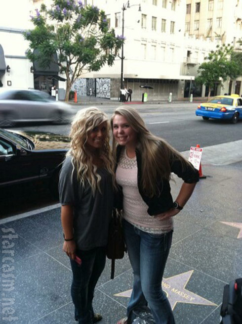 PHOTOS Teen Moms Kailyn, Chelsea, Leah and Jenelle in Los Angeles ...