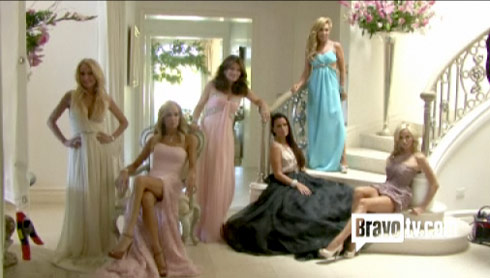 The Real Housewives of Beverly Hills return for a second season Spetember 5