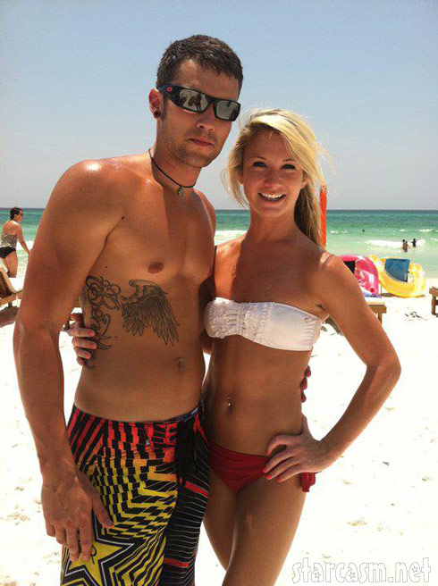 Teen Mom Maci Bookout's ex Ryan Edwards and his new girlfriend Dalis Connell