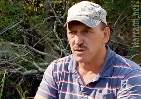 Troy Landry of Swamp People