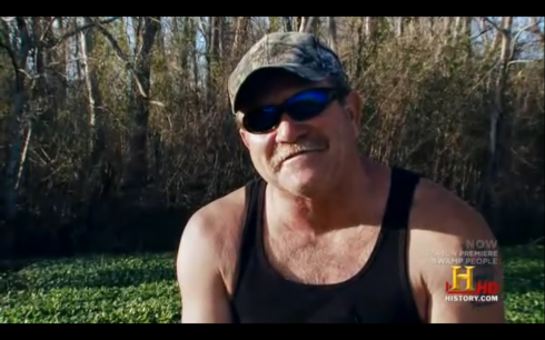 Terral Evans Swamp People Live Alligator Hunting Catfish Noodling