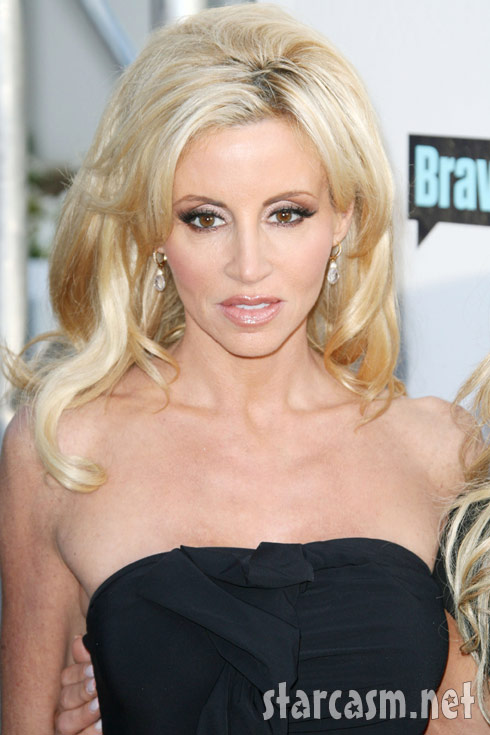 RHOBH Camille Grammer NBC Press Tour Party