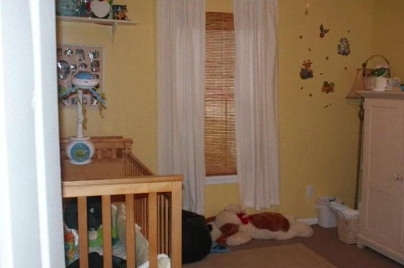 Jenelle Evans' son Jace's room
