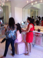 3 Loves Beauty prepares Lisa Vanderpump for her daughter Pandora's wedding