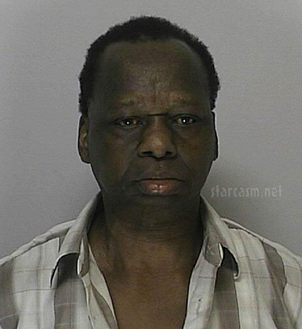 President Obama's uncle mug shot