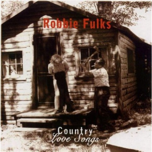 Robbie Fulks Country Love Songs album cover