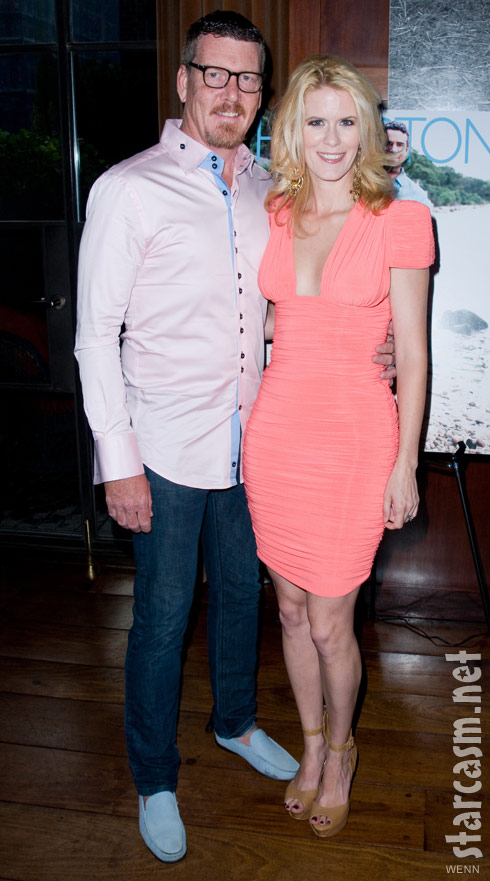 Simon van Kempen and Alex McCord at Andy Cohen&#039;s Hamptons magazine cover party
