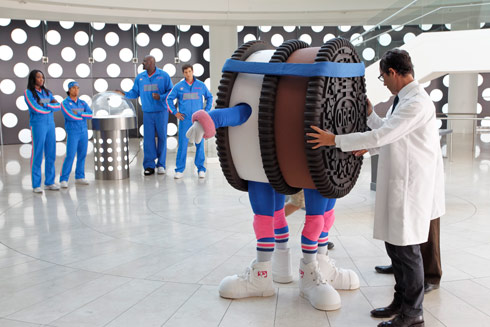 How Nabisco's Triple Double Oreo cookie is made