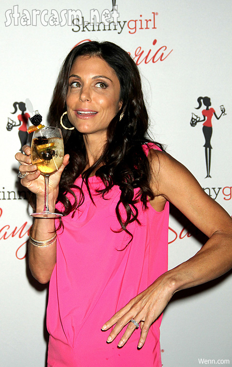 Skinny Girl Sangria Bethenny Frankel bottle