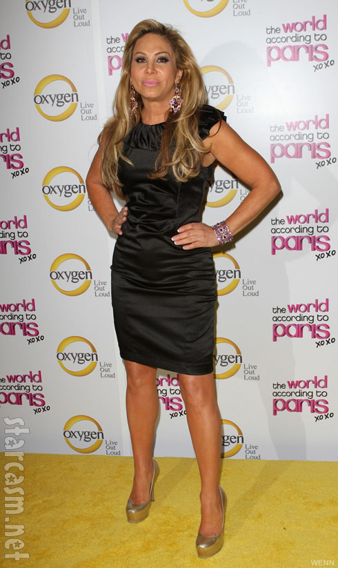 Adrienne Maloof-Nassif of The Real Housewives of Beverly Hills