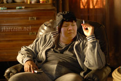 Teen Mom Amber Portwood as Mo'Nique's character Mary Jones from Precious