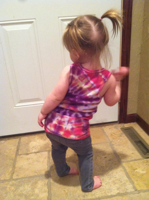 Teen Mom 2 Chelsea Houska's daughter Aubree Skye shows off her dance moves