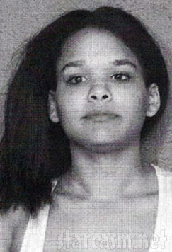 16 and Pregnant Ebony Jackson mug shot photo