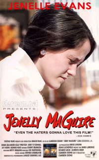 Jenelle Evans as Jerry Maguire small