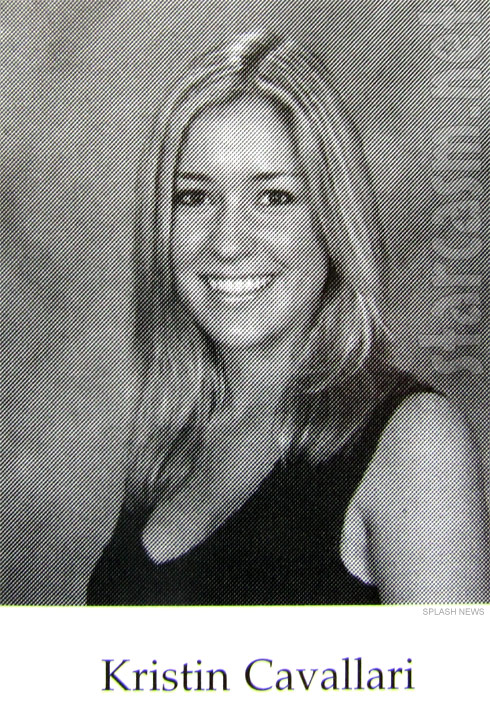 Kristin Cavallari yearbook picture from high school