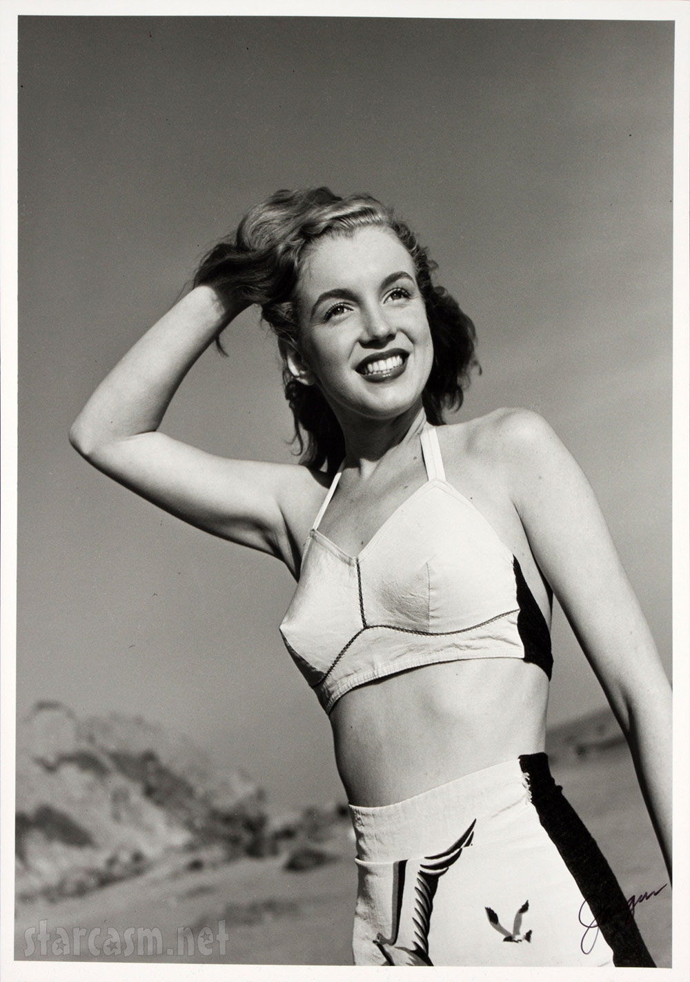 Norma Jeane Dougherty from 1946
