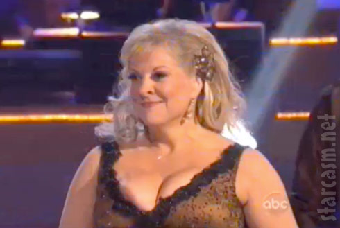 Nancy Grace Wardrobe Malfunction